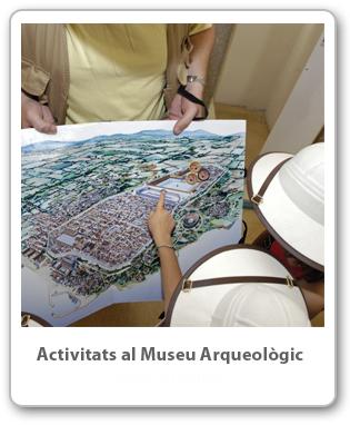 ACTIVITATS AL MNAT quadrat