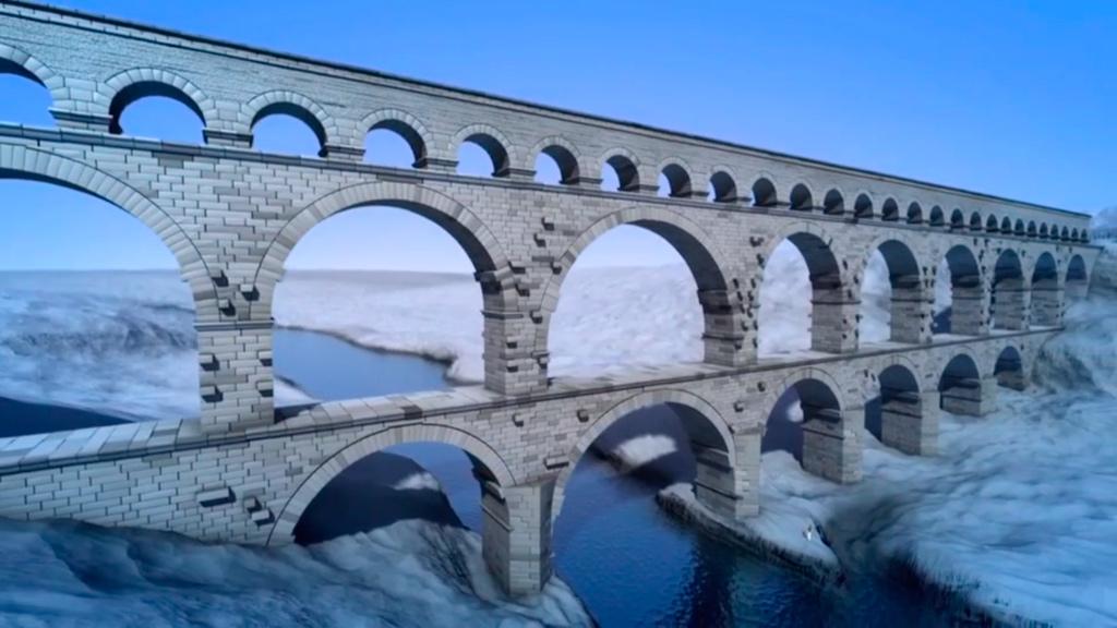 aqueducte nimes