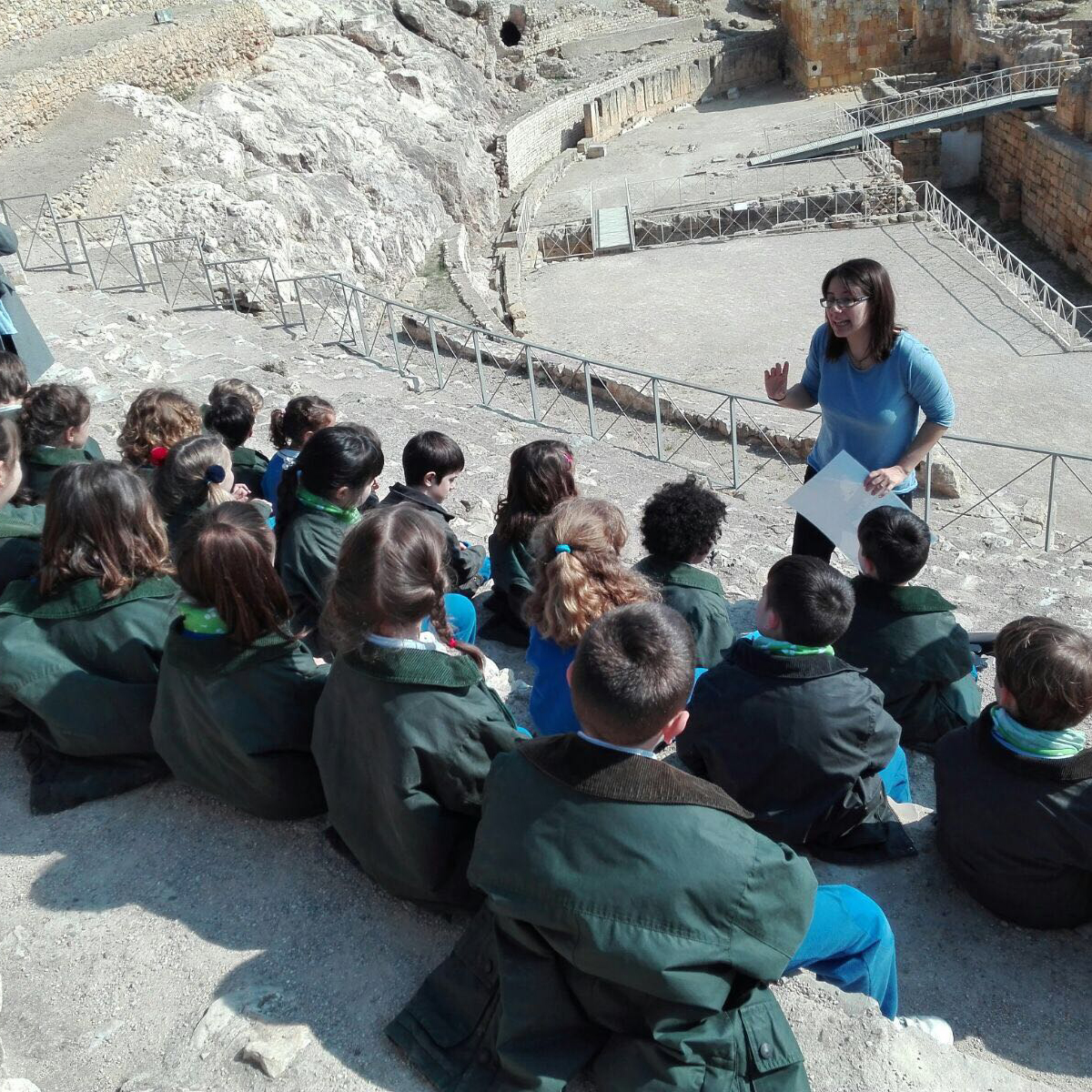 visite guidee TARRACO